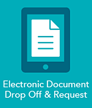 Electronic Document Drop Off & Request
