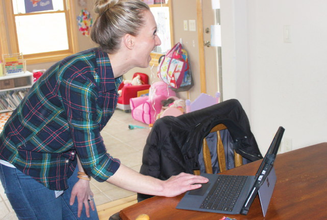 Northwoods technology supports human services telework amid COVID-19