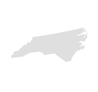 North Carolina - Grey Icon