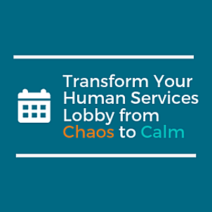 Transform Your Human Services Lobby from Chaos to Calm - 280x280 - Different Colors