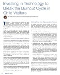 NYSAC News: Jefferson County Investing in Technology to Break the Burnout Cycle in Child Welfare