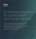 Embracing innovation for quality health and human services
